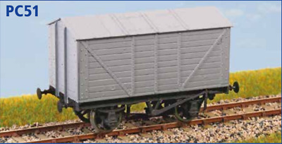 Private Owner Grain Wagon - OO Gauge - Parkside PC51 • 13£