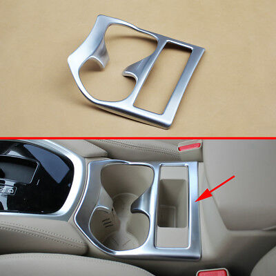 AU42.88 • Buy Chrome Accessories Cup Holder Cover Trim For Nissan Rogue Sport X-Trail T32 2WD