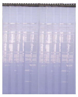 £129.99 • Buy PVC Strip Curtain Door 2 M X 2.5 M For Coldroom Warehouse Catering (300)