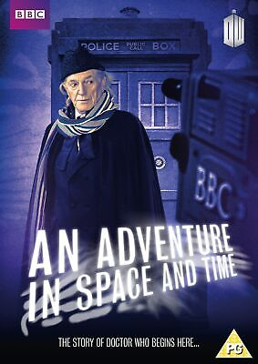 Doctor Who: An Adventure In Space And Time [DVD] • 6.99£