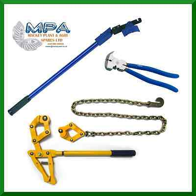 £119.99 • Buy Complete Fencing Solution, Wire Tensioner, Chain Strainer & Fencing Pliers