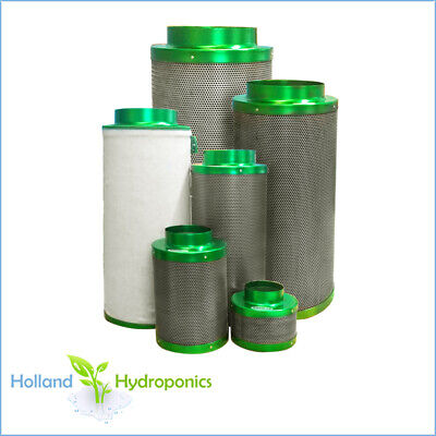 AU148.95 • Buy 4 /5 /6 /8 /10 /12  FILTAROO CARBON FILTER Hydroponics Ventilation Odor Control