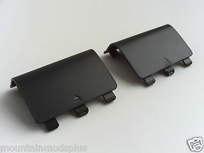 $6.25 • Buy 2x Black Battery Cover Lid Shell Door Replacement Xbox One Wireless Controller