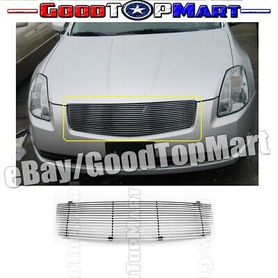 $49.77 • Buy For Nissan Maxima 04 05 06 2004-2006 Upper Billet Grille Insert Requires To Cut
