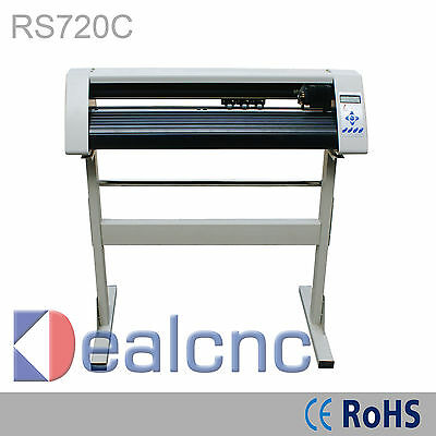 $299.99 • Buy 24'' Vinyl Cutter Plotter Sign Making Machine RS720C With Artcut2009 Software