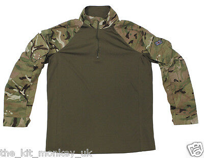 British Army / Marines MTP Multicam Under Body Armour Combat Shirt (UBACS) -New • 24.99£