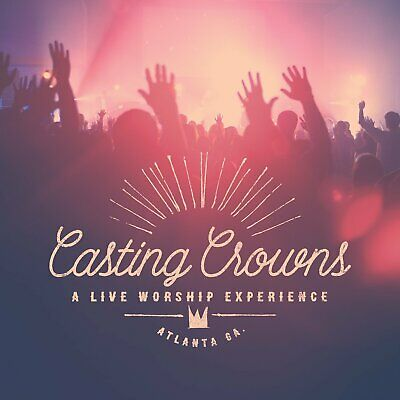 $8.99 • Buy Casting Crowns A Live Worship Experience CD
