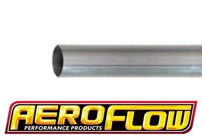 AU46.08 • Buy Aeroflow Alloy Aluminium Tube Straight Metre Or 300mm Long Intake Pipe Piping