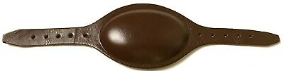 $15.96 • Buy Wwii Us Airborne Paratrooper M1c M1d Jump Helmet Leather Chin Cup-brown