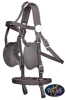 £75.99 • Buy Zilco Tedex Tedman Driving Harness - Complete Bridle All Sizes