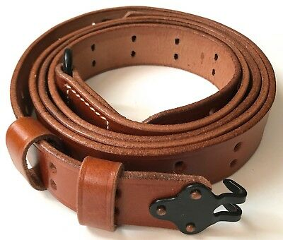$21.56 • Buy Wwii Us M1 Garand Rifle M1907 Leather Carry Sling