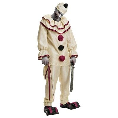 $44.69 • Buy Twisty Costume Adult Scary Clown Creepy American Horror Story Halloween Outfit