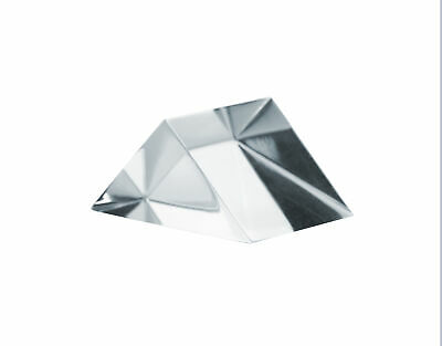 $11.01 • Buy Right Angle Prism, 1.4  (35mm) Hypotenuse, 1  (25mm) Sides, Made Of Acrylic