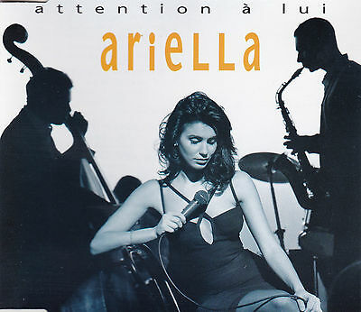 $ CDN19.98 • Buy Ariella - Attention à Lui (CD, 1992, BMG, RARE/OOP) Germany, Complete