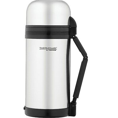 AU33.99 • Buy THERMOS Stainless Steel Vacuum Insulated Food & Drink Container Flask 1.2 Litre