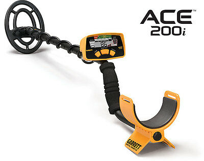NEW Garrett ACE 200i Metal Detector - Great For All Ages • 169£