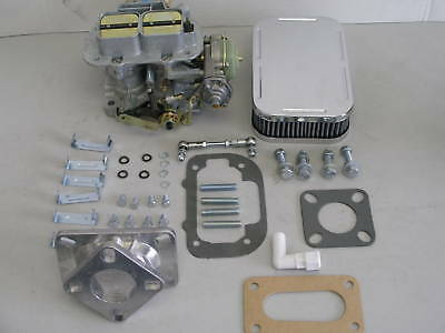 $ CDN464.92 • Buy   Chevy 6 Cylinder Weber Carburetor Conversion New Genuine Weber 32/36 E Choke