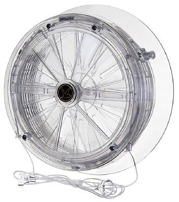 Vent A Matic Pull Cord Fan For Double Glazed Windows Model 106 + Free Stormguard • 57.74£