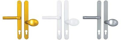 Hoppe 92mm Upvc Door Handles Lever Pad To Suit Yale / Lockmaster - All Colours • 34.09£