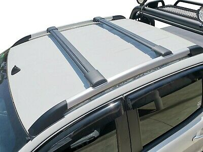 AU199.95 • Buy Aero Roof Rack Cross Bar For Holden Colorado Z71 2015-20 Alloy Matt Black
