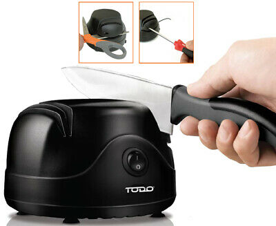 AU39 • Buy New Electric Knife Sharpener Knive Scissors Screwdriver Tool Kitchen Blade Sharp