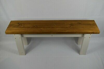 Quality Handmade Kitchen-Dining Wooden Bench • 71£