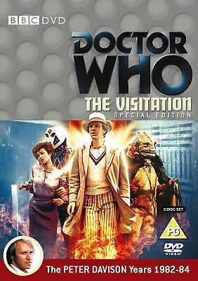 Doctor Who: The Visitation (Special Edition) [DVD] • 6.99£