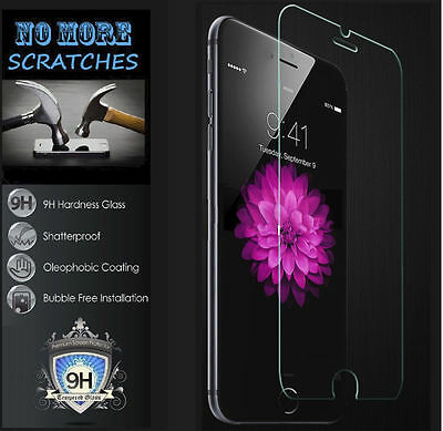 AU1.59 • Buy Tempered Glass Screen Protector, GLASSES Soaked IPhone 4  5, 6, 6S, 6 Plus