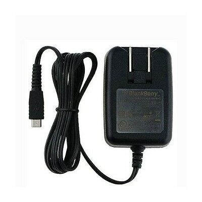 £6.61 • Buy Blackberry Oem Home Wall Ac Charger Travel House Outlet Plug Power Adapter New