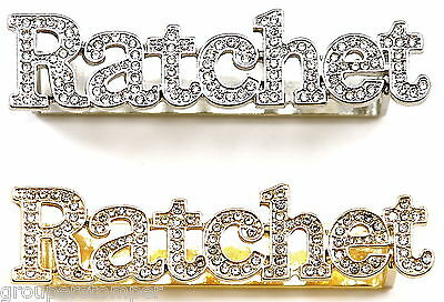 $ CDN26.35 • Buy RATCHET Ring 2 - 3 Finger New Rhinestone High Fashion With Back Plate Design