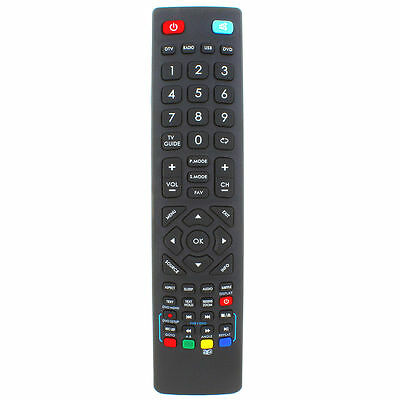 £7.15 • Buy Genuine Replacement Remote Control For Alba 24/207FDVDS 24' HD LED TV/DVD