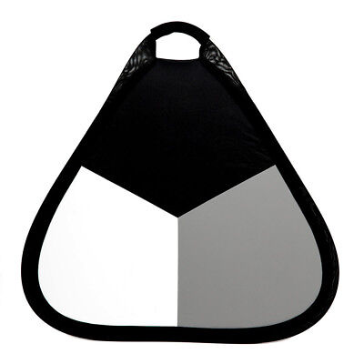 £12.99 • Buy Phot-R 3-in-1 56cm Handheld Collapsible Triangle Studio Light Flash Reflector