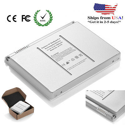 $25.39 • Buy A1175 Battery For Macbook Pro 15  A1211 A1226 A1260 A1150 (2006-2008) Laptop New