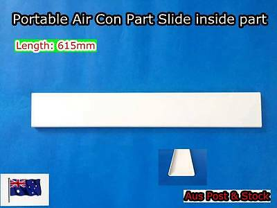 AU13.45 • Buy Portable Air Conditioner Spare Parts Window Slide Kit (Inside Part) (615mmx93mm)
