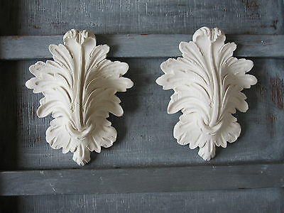 £9.95 • Buy Shabby Chic Decorative French Country Style Moulding  Furniture /fire Surround