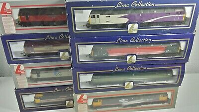 £49.99 • Buy LIMA Class 47 Co-Co Diesel Locomotives - Your Choice Of Model
