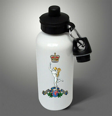 Royal Corps Of Signals Metal Water Bottle  • 9.99£