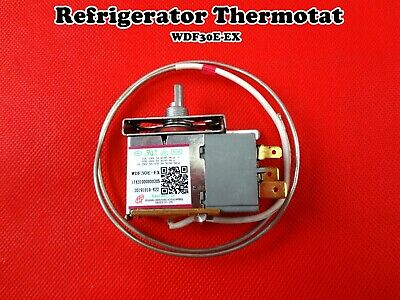 AU24 • Buy Refrigerator Spare Parts 3 Pin Thermostat WDF30E-EX (Suit Many Brands) D178