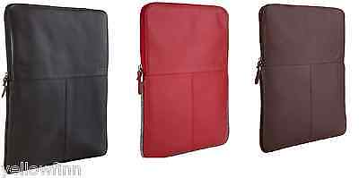 STM Real Leather Sleeve Case Bag Pouch For 11  13  15  MacBook Pro, Retina, Air  • 9.95£