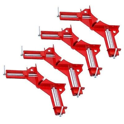 4 Of 4  Right Angled Mitre Corner Vice Picture Frame Clamp • 8.99£