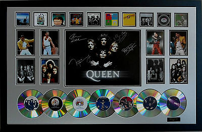 AU174.99 • Buy New Queen Signed Limited Edition Framed Memorabilia