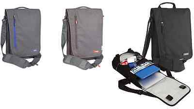 STM Laptop Notebook Messenger Bag 15  Carry Shoulder Case Water Resistant • 14.95£