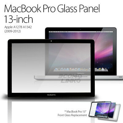 $14.95 • Buy NEW Apple MacBook PRO 13  A1278 A1342 LCD SCREEN COVER GLASS 2009 2010 2011 2012