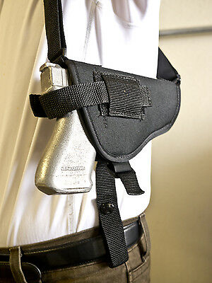 $23.99 • Buy Sig Sauer M11-A1 Desert | Nylon Horizontal Shoulder Holster W/ Double Mag Pouch