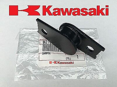 $24.95 • Buy Oem Kawasaki 2003 - 2007 Kx 125 250 Exhaust Head Pipe Rubber Mount Damper Hanger