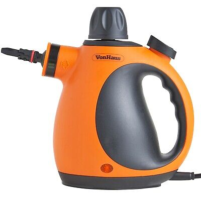 VonHaus Steam Cleaner | Hand Held Portable Electric With Accessories • 22.99£