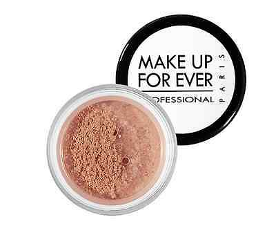 NIB! Make Up For Ever Star Powder Highlighter/Shadow 975 Pink Bronze Full Size!! • 10.75£
