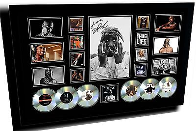 AU174.99 • Buy Tupac Signed Limited Edition Framed Memorabilia