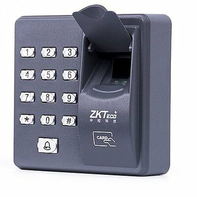 AU53.83 • Buy X6 125KHZ RFID Biometric Fingerprint Keypad Card Reader Door Lock Access Control