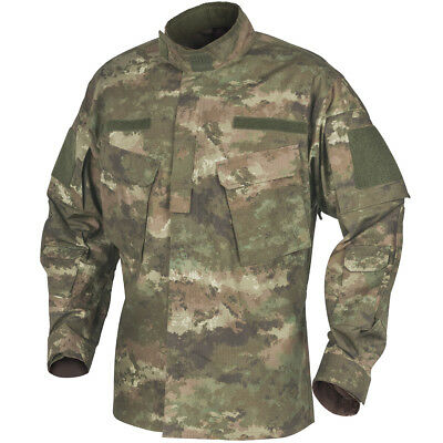 Helikon CPU Shirt Polycotton Military Mens Tactical Combat Gear Legion Forest • 38.90£